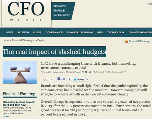 CFOWorldUK Impactofbudget 20130812