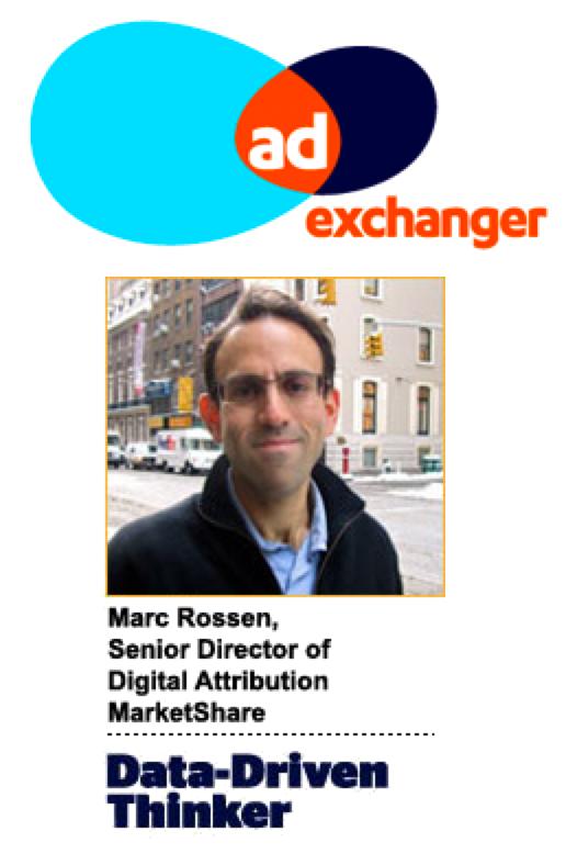 Marc Prossen: A Sound Check on Digital Attribution, via AdExchanger
