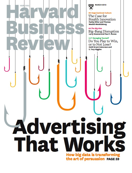 Harvard Business Review - Advertising Analytics 2.0